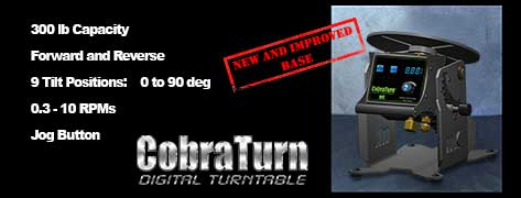 CobraTurn Digital Turntable