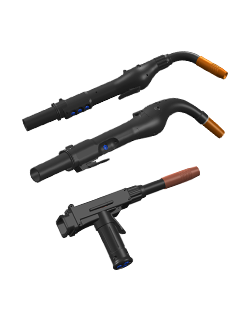 X Series Digital Guns